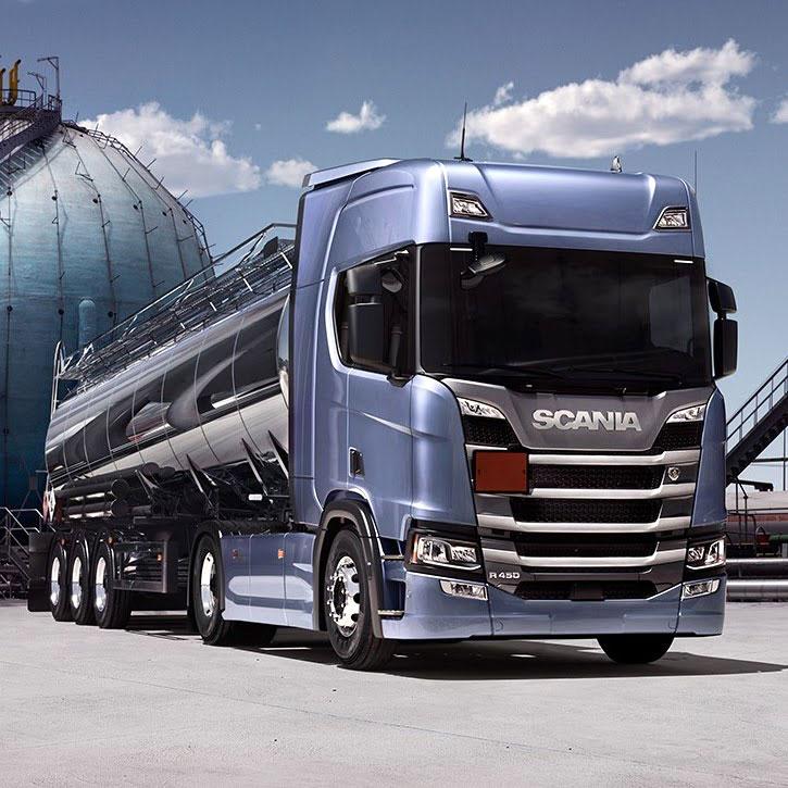 камион цистерна за ADR водачи
