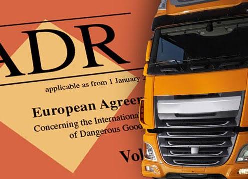 Курс за ADR Консултанти по безопасността при превози на опасни товари